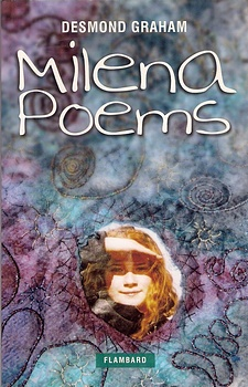 poetry book cover Milena Poems by Desmond Graham
