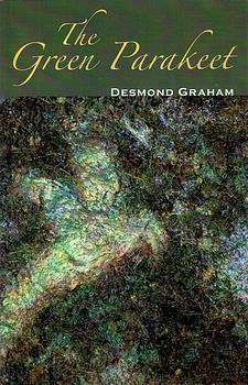 poetry book cover The Green Parakeet by Desmond Graham