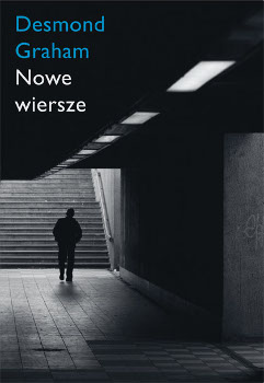 poetry book cover Nowe wiersze by Desmond Graham