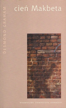 book cover Cień Makbeta by Desmond Graham